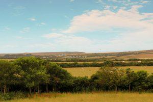 Waterhouse holiday home Cornwall countryside surroundings