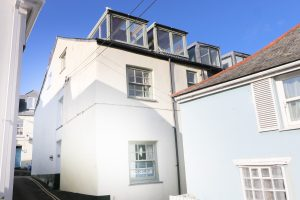 character holiday cottage in Padstow exterior